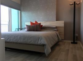 Two bedrooms Bangkok River View, THE KEY ,SATHORN