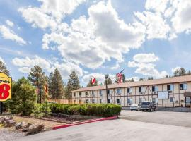 Super 8 by Wyndham Williams East/Grand Canyon Area