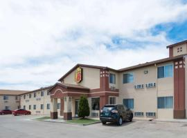 Super 8 by Wyndham Bernalillo, Bernalillo (Near Moriarty)