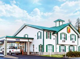 Super 8 by Wyndham 100 Mile House, One Hundred Mile House