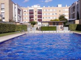 ApartamentoPanzares, Logroño (Lardero yakınında)