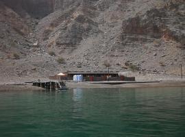 Khasab Sea View Chalet, Хасаб