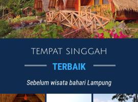 Wisata Villa Gardenia Lampung, Bandar Lampung