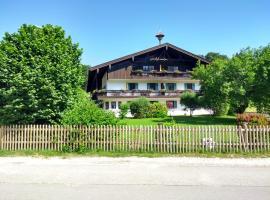 FEWO CHIEMSEE SPEZIAL, Aufham (Bernau am Chiemsee yakınında)