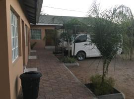 Magamba Hills Lodge, Kazungula