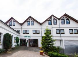 Hotel Janssen, Bodenheim (Nackenheim yakınında)
