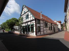 Hotel Altes Gasthaus Schröer, Westerkappeln (Mettingen yakınında)