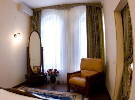 Отель Чулпан