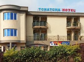 Tchatcha Hotel, Yaoundé (Nkomo yakınında)