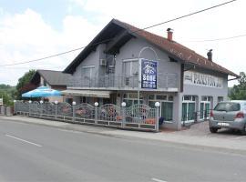 Pansion Atos, Prnjavor (Lužani yakınında)