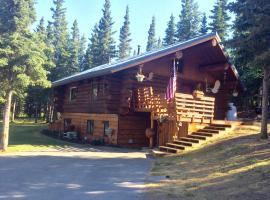 Alaskan Lights Cabin, Healy
