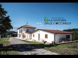 La fattoria delle coccinelle, Montefino
