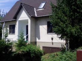 Fenyőház Apartman, Homokcsárda (рядом с городом Tiszafüred)