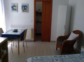 habitacion con entrada independiente