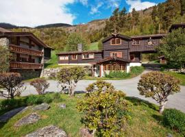 Elveseter Hotell, Boverdalen