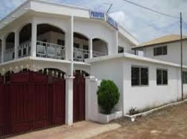 Phimprev Hotel, Sunyani
