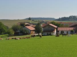 Ferienhof Hummelsberg, Mitterskirchen (Perach yakınında)