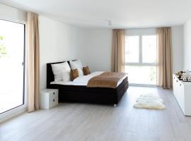 Apartment Stuttgart Heumaden, Stuttgart (Lederberg yakınında)
