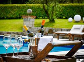 Venica & Venica Wine Resort, Dolegna del Collio (Lonzano yakınında)