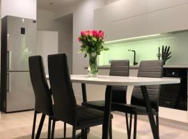 Riga serviced apartment