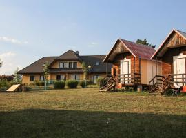 PALDA rekreační středisko, s.r.o., Rovensko pod Troskami