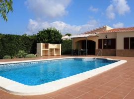 Villa Aries, Sant Lluis (Punta Prima yakınında)