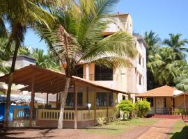 Pears Beach Resort, Dapoli (рядом с городом Kolthare)