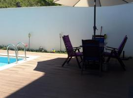 Luxury house with pool, Dhrosiá