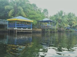 Aylos Bay, Akosombo (Near North Tongu)