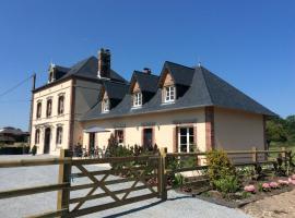 """Chambres """"Le Tirel """", Reux (рядом с городом Pierrefitte-en-Auge)"""