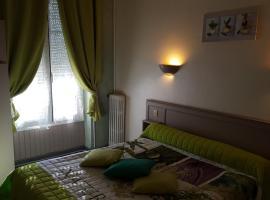 Hôtel Ronsin, Френе-сюр-Сарт (рядом с городом Moitron-sur-Sarthe)