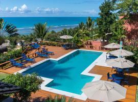Hotel Paraiso do Morro, Арраял-д'Ажуда