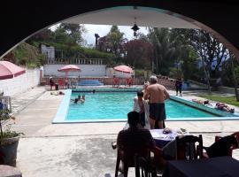 Hotel Don Quijote, Coroico (Pacollo yakınında)