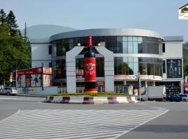 hotel Paradise, Амбролаури (рядом с городом Khvanchkara)