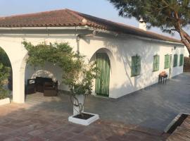 casa rural en la Costa del Sol