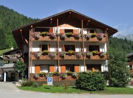 Hotel Val Gares, Canale d'Agordo