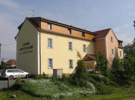 Ubytování Na Lanďáku, Kralupy nad Vltavou (Veltrusy yakınında)