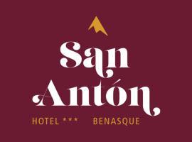 San Anton Benasque, Benasque