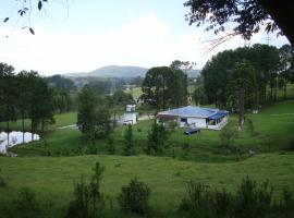 Chácara Rancho Alegre, Mauá (Iupeba yakınında)