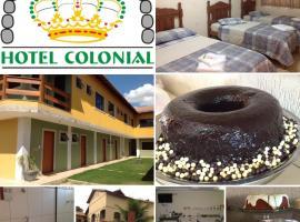 Hotel Colonial, Pôrto Real
