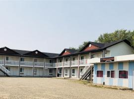 Good Times Motel, Langham (Borden yakınında)