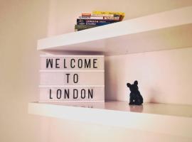 London, 2 bedroom, 2 bathroom & modern, Лондон (рядом с городом Walthamstow)