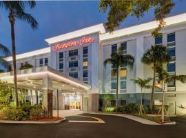 Hampton Inn Pembroke Pines