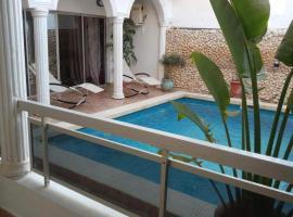 piscine petit déjeuner gratuit jaccuzzi et billard