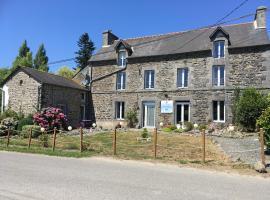 La Vieille Boulangerie, Langourla (рядом с городом La Tiolais)