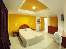 Hotel H&M, Palmira