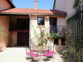 Chez Laure, Lentilly (рядом с городом Fleurieux-sur-l'Arbresle)