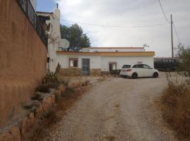 Villa vista, Cuevas del Campo