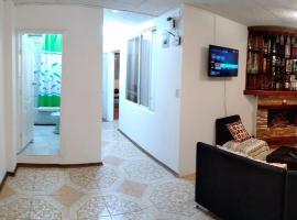 Jorge's apartment