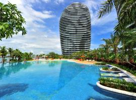 Sanya Phoenix Island Dawn of Ocean Holiday Hotel